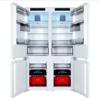 GRAM全嵌入式冰箱组合隐形双开门一体橱柜内嵌家用变频风冷无霜