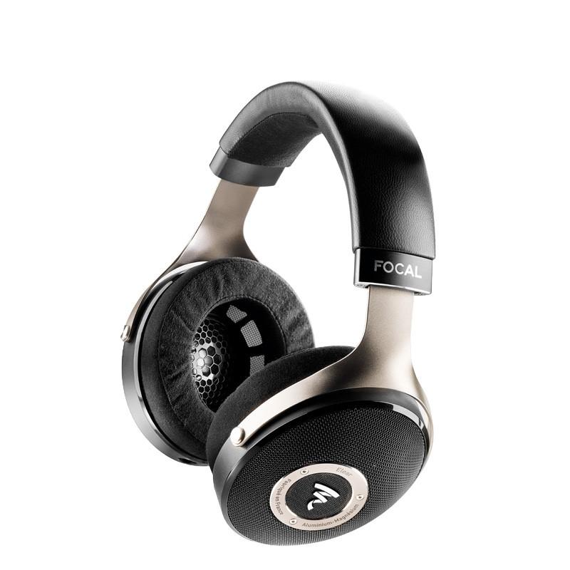 FOCAL 劲浪 ELEAR 有线耳机 头戴式 80Ω 黑色