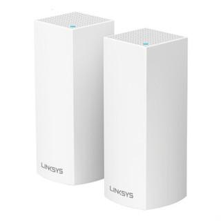 1日0点 : LINKSYS 领势 VELOP AC4400M 智能无线路由器 两只装
