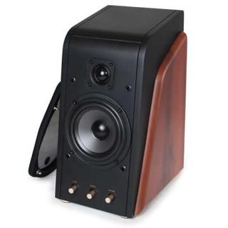 HiVi 惠威 M200MKII+ 蓝牙音箱 棕色