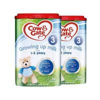 Cow Gate 英国牛栏 婴幼儿奶粉 3段 800g  2罐
