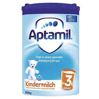 银联专享 :  Aptamil 奥地利爱他美 Junior 婴幼儿配方奶粉 3+段 800g