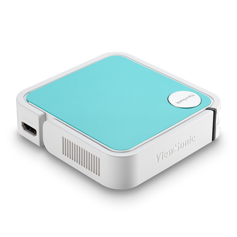 61预售 : ViewSonic 优派 M1 mini 投影机