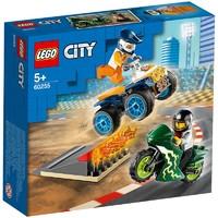 LEGO 乐高 城市组 60255 特技表演队