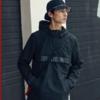 VANS 范斯 VN0A3TWOBLK 男子风帽夹克