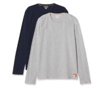 Superdry 極度干燥 男士長袖T恤 2件裝