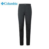 哥伦比亚(Columbia)冲锋裤 女士户外拒水抗污速干休闲裤 PL8278 010(女) S