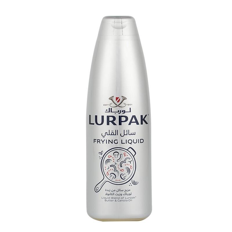 LURPAK 乐派克 液体烹饪黄油 500ml *3件