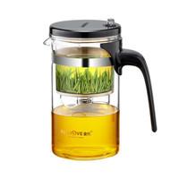 金灶(KAMJOVE)飘逸杯玻璃茶壶 家用可拆卸泡茶器茶杯泡茶壶套装茶具K-209 单泡茶壶