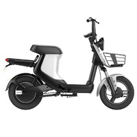 SUNRA 新日 XC1领先版 48v20ah 电动自行车 新国标