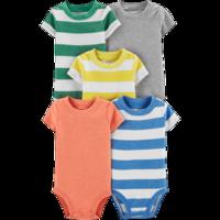 Carter's 孩特 婴儿短袖短裤连体衣爬服