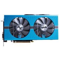 Sapphire 蓝宝石 RX 590 GME 8G D5 超白金 极光特别版 OC 显卡 8GB