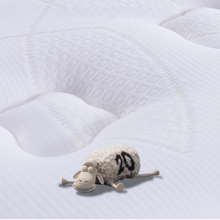 Serta 舒达 梦享天使 乳胶弹簧床垫 1500x2000mm