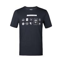 TOREAD 探路者 男款短袖T恤 TAJG81795
