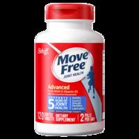 MoveFree 益节 软骨素维D蓝瓶 120粒装 *2件