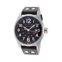 银联专享 : Hamilton 汉密尔顿 Khaki Officer H70615733 男款机械腕表