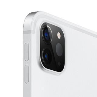 Apple 苹果 2020款 iPad Pro 12.9英寸平板电脑 银色 1TB WLAN+Cellular