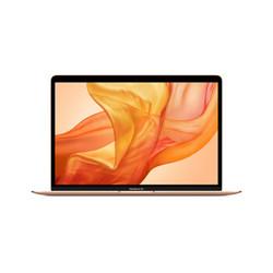 2020新品 Apple MacBook Air 13.3英寸 笔记本电脑 i3 1.1GHz 8G 256G 金色 MWTL2CH/A
