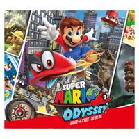 Nintendo 任天堂 Switch 国行游戏兑换卡Token  超级马力欧 奥德赛 *2件