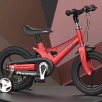 PHOENIX 凤凰 JEZXC-03 儿童自行车 中国红 14寸