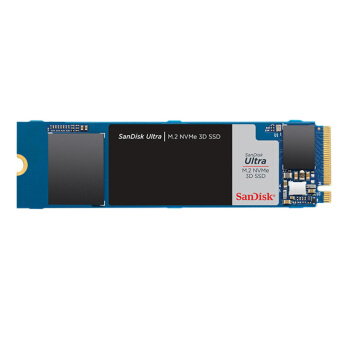 SanDisk 闪迪 至尊高速系列-游戏高速版 M.2 NVMe 固态硬盘 500GB