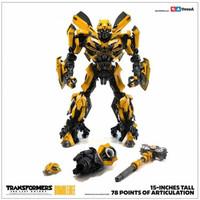 现货-3A ThreeA 变形金刚5 蕞后武士 15寸 大黄蜂儿童玩具礼物 官网版