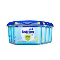 Nutrilon 牛栏 诺优能 婴幼儿配方奶粉 5段 800g *6罐