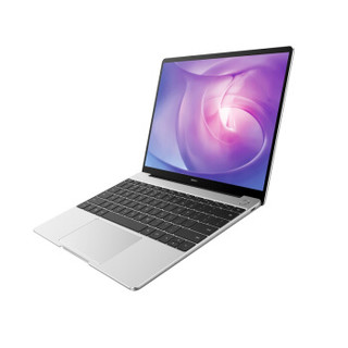 HUAWEI 华为 Matebook WRTB-WFH9A 2020款 13英寸笔记本电脑 i5-10210U 16GB 512GB MX250 2K触控屏 皓月银