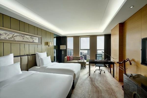 春节限量不加价!无锡新湖铂尔曼大酒店  高级房2晚(含双早)
