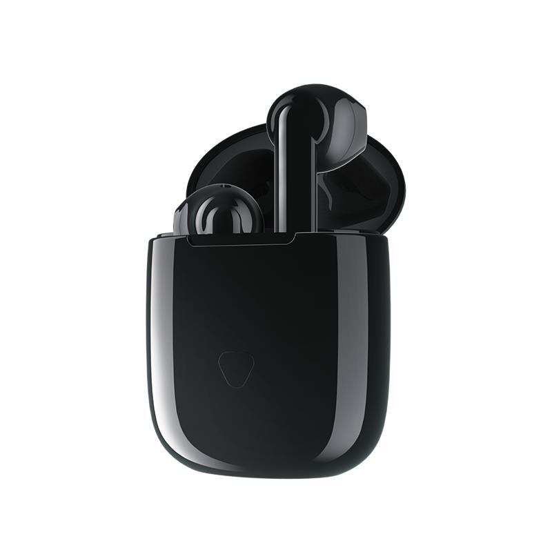 SoundPEATS Trueair 真无线蓝牙耳机 入耳式 黑色