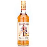 Captain Morgan 摩根船长 金朗姆酒 700ml