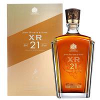 JOHNNIE WALKER 尊尼获加 XR21年调配苏格兰威士忌 700ml