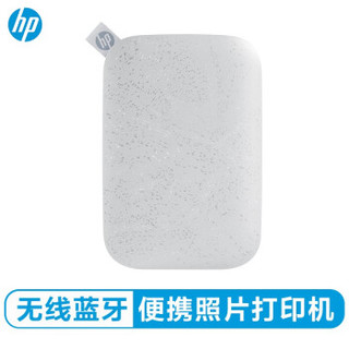 惠普(HP) 小印sprocket200手机蓝牙热转印照片打印机便携迷你家用相片打印机口袋机