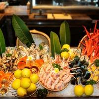 节假日通用 全国多地万豪旗下108店海鲜自助晚餐