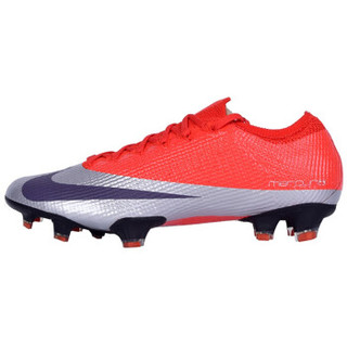 NIKE足球鞋FG刺客复刻Nike Mercurial Vapor 13Future DNA 红色 40