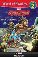 《World of Reading: Guardians of the Galaxy》Kindle电子书