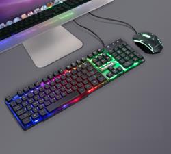 BUBALUS 大水牛 G10 有线键盘鼠标套装