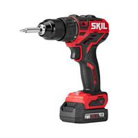 SKIL12V家用锂电无刷双速手持式手电钻 5290 电动螺丝批 手电钻 送24批头组套装 *3件