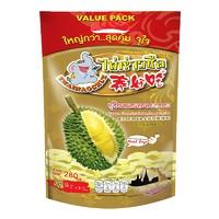 THAIHAOCHUE 泰好吃 进口零食 金枕头榴莲干 280g *3件
