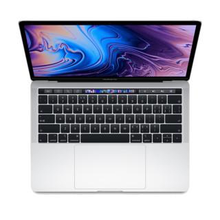 Apple 苹果 MacBook 系列 Pro(2017)MPTV2CH/A 15.4英寸笔记本电脑 i7 16G 512G SSD 银色