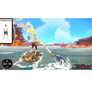 Nintendo 任天堂 健身环大冒险 主机游戏