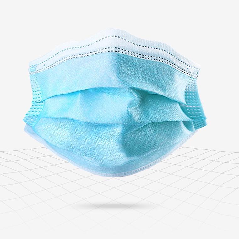 WELLDAY 维德 B型 一次性成人医用防护口罩 10只/包