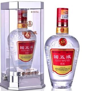 WULIANGYE 五粮液 国五液陈酿 52度 浓香型白酒 500ml