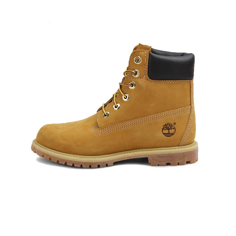 Timberland 添柏岚 10361 W PREMIUM 女款大黄靴 10361W/小麦色 37.5