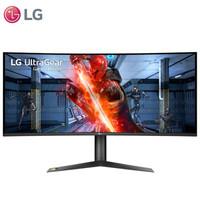 京东PLUS会员:LG 38GL950G 37.5英寸 nanoIPS显示器(3840x1600、144Hz)