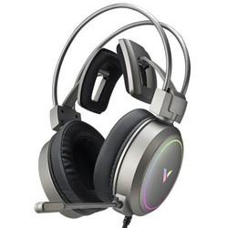 RAPOO 雷柏 VH610 游戏耳机 头戴式 银色