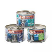新西兰K9 Natural进口成幼犬肉罐头天然无谷羊肉牛肉湿粮