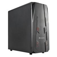 Apexgaming 艾湃电竞 AK47 突击者 黑色中高塔台式电脑机箱