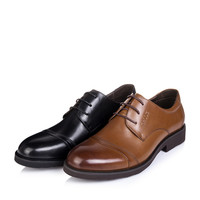 BeLLE 百丽 3UX01CM5 男士商务休闲皮鞋