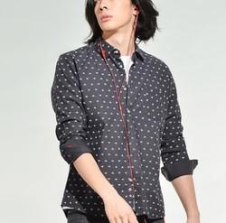 VSTARRY 维仕特瑞  M0908-2 男士印花衬衫
